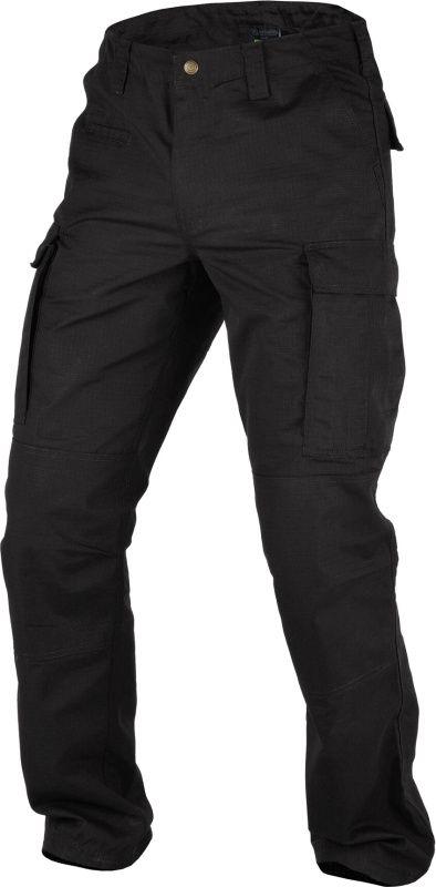 PENTAGON Dlhé nohavice BDU 2.0 Ripstop - čierne, (K05001-2.0-BLK)