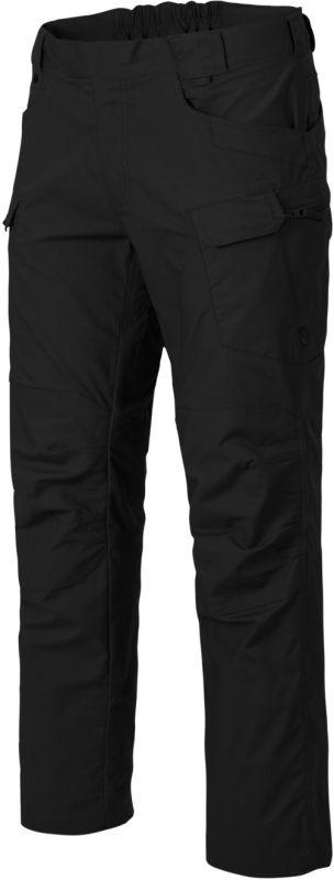 HELIKON Dlhé nohavice UTP, Ripstop - čierne, (SP-UTL-PR-01)