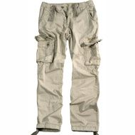 ALPHA INDUSTRIES nohavice Jet, bone, 101212/159