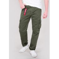ALPHA INDUSTRIES nohavice Jet, dark olive, 101212/142