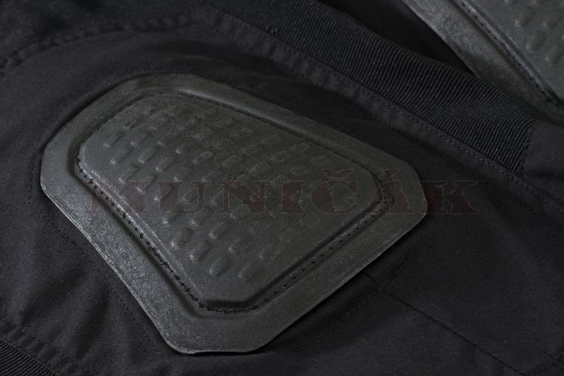 INVADER GEAR Dlhé nohavice Predator Combat - čierne (9622)