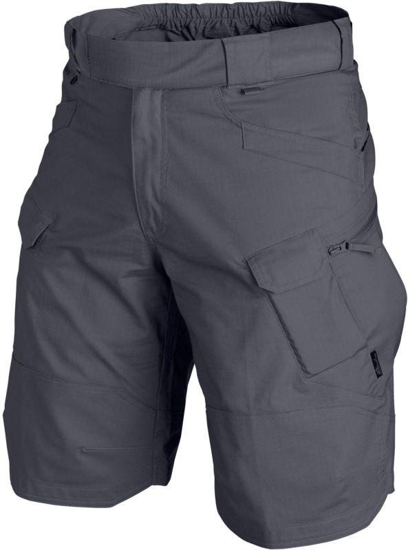 HELIKON krátke nohavice UTS, Ripstop, šedé, SP-UTK-PR-35
