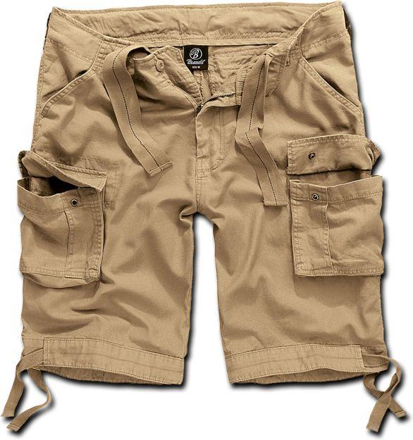 BRANDIT krátke nohavice Urban Legend, béžové, 2012/3