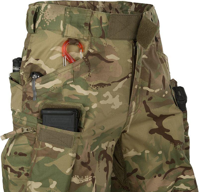 "HELIKON Krátke nohavice UTS 11"" FLEX PC Twill - MP camo (SP-UFK-PT-33)"