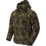 HELIKON Bunda Patriot fleece - pl woodland (BL-PAT-HF-04)
