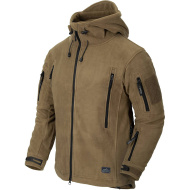 HELIKON Bunda Patriot fleece - coyote (BL-PAT-HF-11)