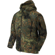 HELIKON Bunda Patriot fleece - flecktarn (BL-PAT-HF-23)
