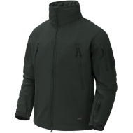 HELIKON bunda Gunfighter, softshell, jungle green, KU-GUN-FM-27
