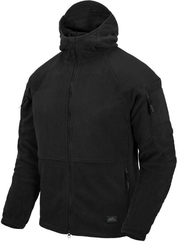 HELIKON Bunda CUMULUS Heavy Fleece - čierna, (BL-CMB-HF-01)