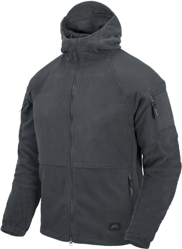 HELIKON Bunda CUMULUS Heavy Fleece - šedá, (BL-CMB-HF-35)