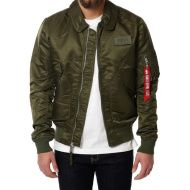 ALPHA INDUSTRIES Bunda CWU LW PM - dark green (176111/257)