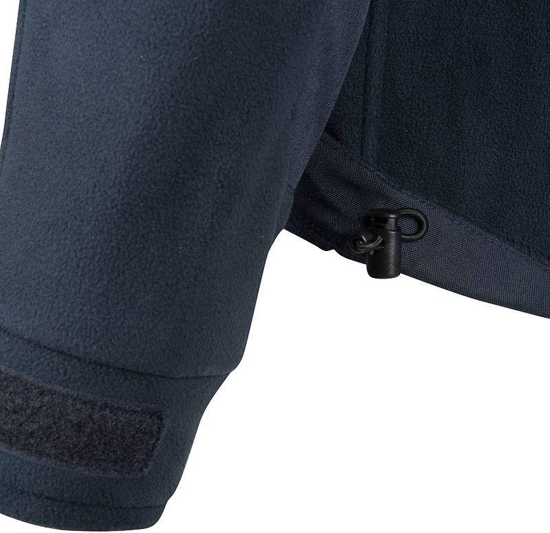 HELIKON bunda Liberty, fleece, olivová/čierna, BL-LIB-HF-16
