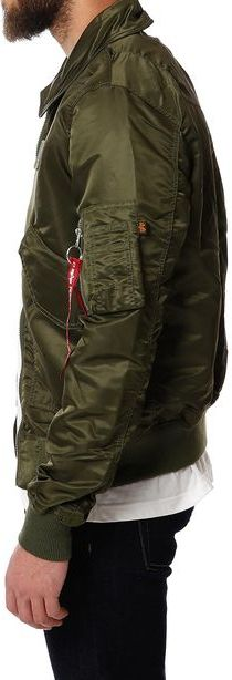 ALPHA INDUSTRIES bunda CWU LW PM, dark green, 176111/257