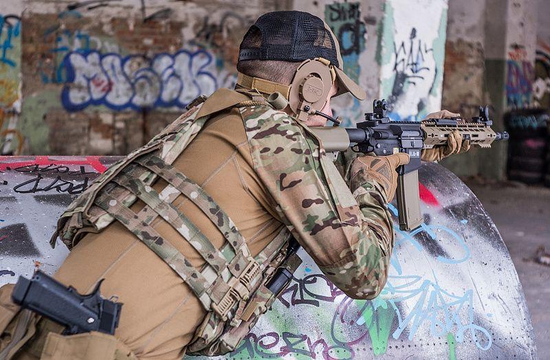 INVADER GEAR Combat blúza  - socom (9633)