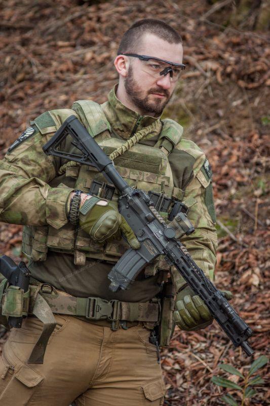 INVADER GEAR combat blúza, ATACS-FG, 8259