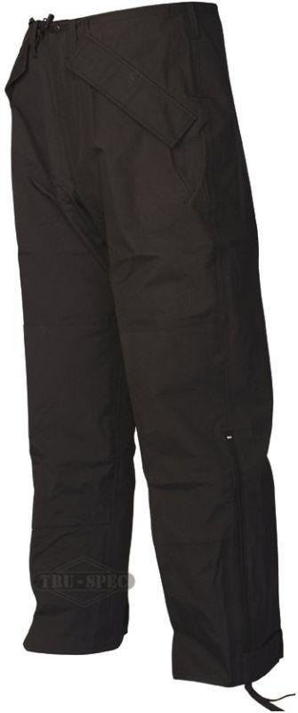 TRUSPEC nohavice ECWCS, H2O Proof, Čierne, 3167