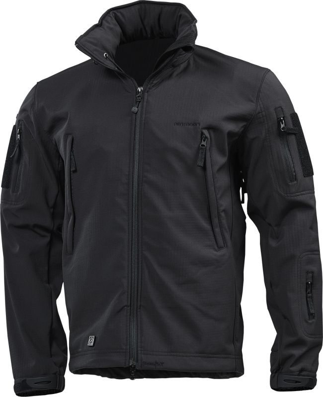 PENTAGON Bunda ARTAXES SF Level. IV, softshell - čierna, (K08011-BLK)