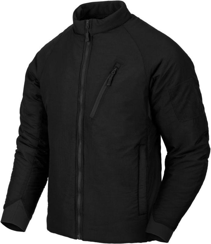 HELIKON bunda WOLFHOUND, Climashield Apex 67g, čierna, KU-WLF-NL-01