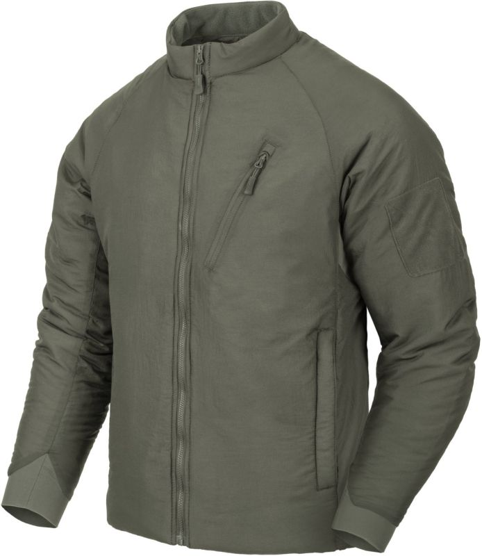 HELIKON bunda WOLFHOUND, Climashield Apex 67g, alpha green, KU-WLF-NL-36