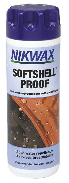 NIKWAX Impregnácia Softshell Proof 300ml