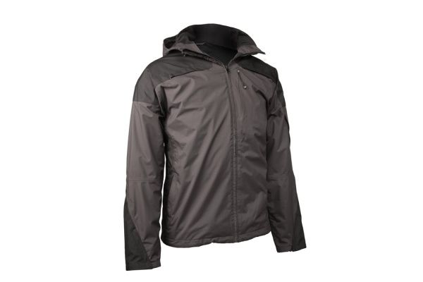 BLACKHAWK bunda Advanced WaterProof, čierna, 82WJ00BB