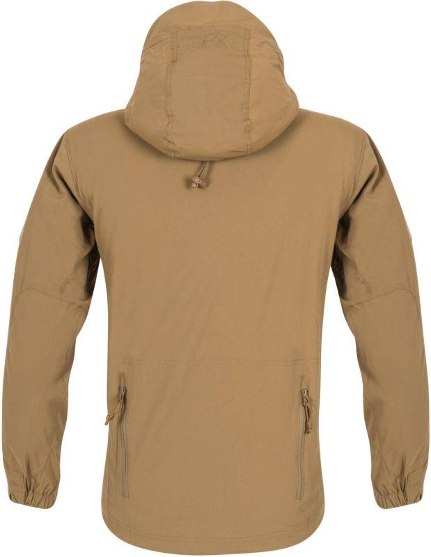 HELIKON bunda Trooper, softshell, hnedá, KU-TRP-NL-60