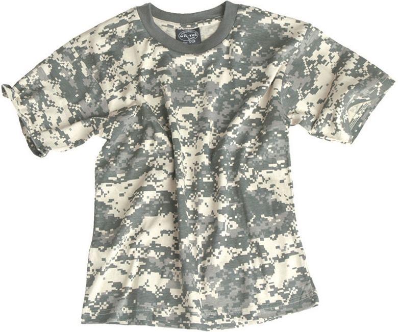 MILTEC Detské tričko - ucp, (12012070)