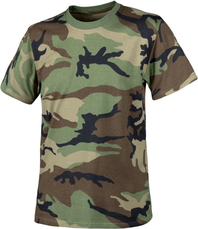 HELIKON tričko, woodland, TS-TSH-CO-03