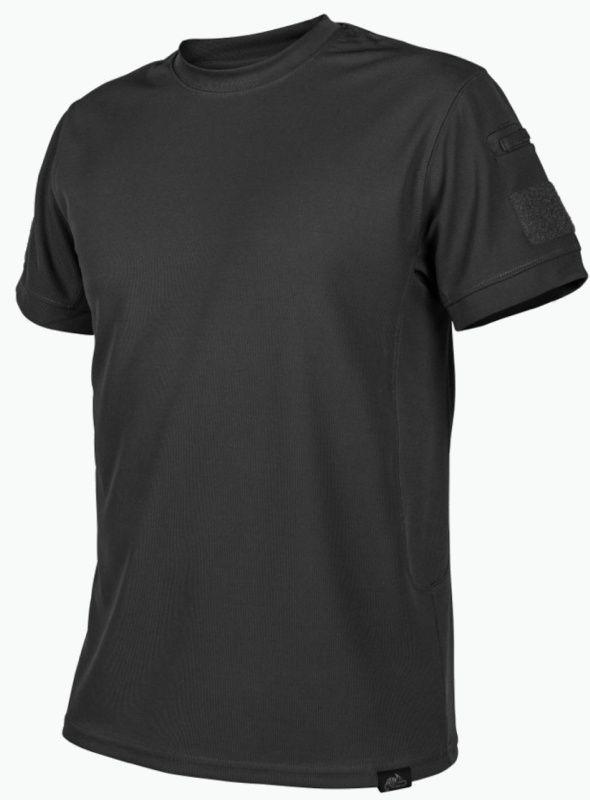 HELIKON Tričko TopCool - čierne, (TS-TTS-TC-01)