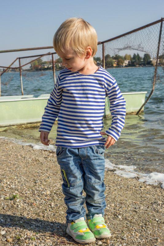 Tričko Ruské Detské VDV dlhý rukáv