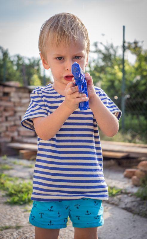 Tričko Ruské Detské VDV krátky rukáv