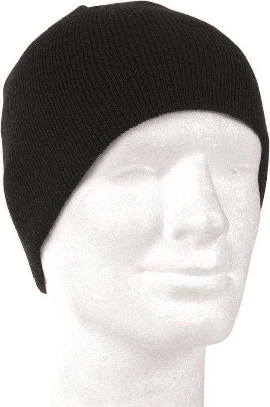 MILTEC Čiapka - čierna, (12138002)
