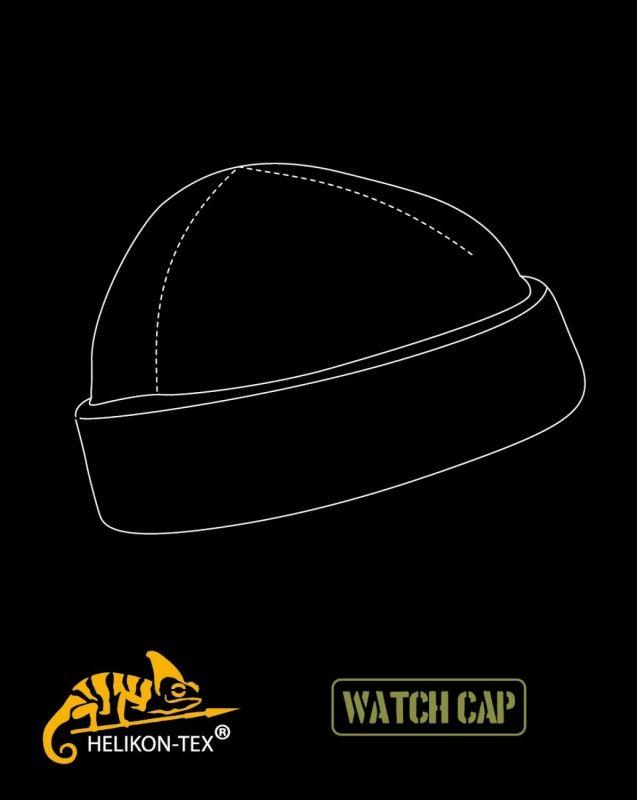 HELIKON Čiapka Watch Cap, olivová, CZ-DOK-FL-02