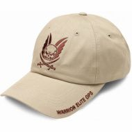 WARRIOR Šiltovka Logo Cap with Coyote tan Embroidery - coyote (W-EO-CAP-CT)