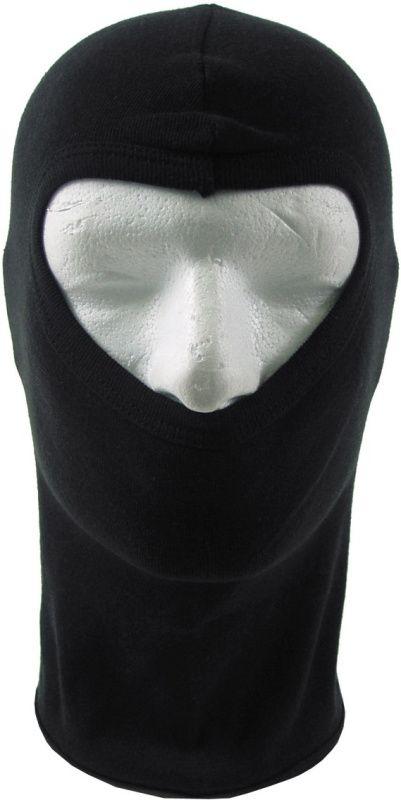 MFH Kukla jednootvorová, tenká, bavlna - čierna, (10902A)