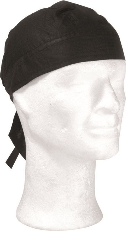MILTEC Šatka HeadWrap - čierna, (12225002)