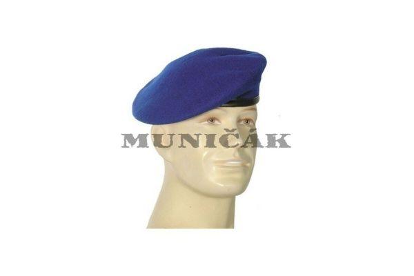 MILTEC Baret BW - modrý, (12402011)