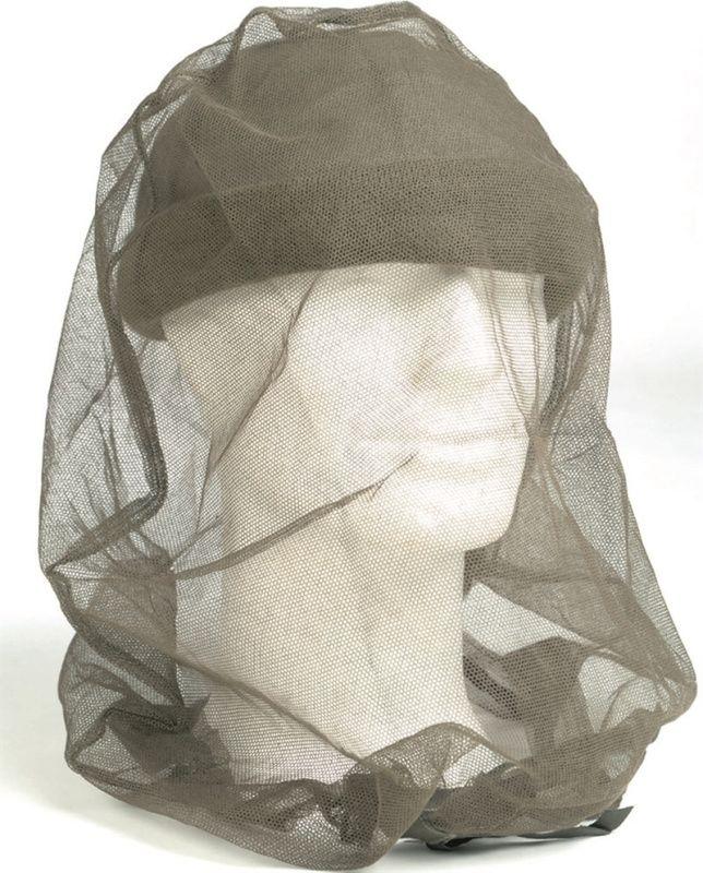 BW moskytiéra na hlavu