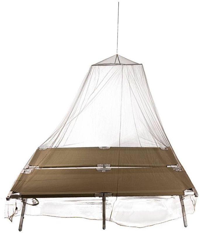 MILTEC Moskytiéra nad posteľ Double - olivová (14432401)