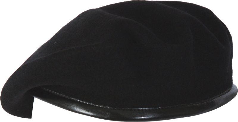PENTAGON Baret francúzsky - čierny, (K13008-BLK)