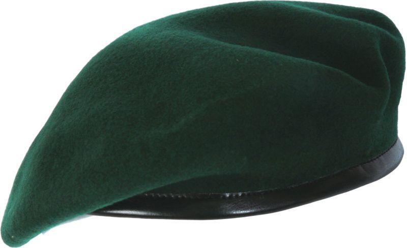 PENTAGON Baret francúzsky - olivový, (K13008-OLV)