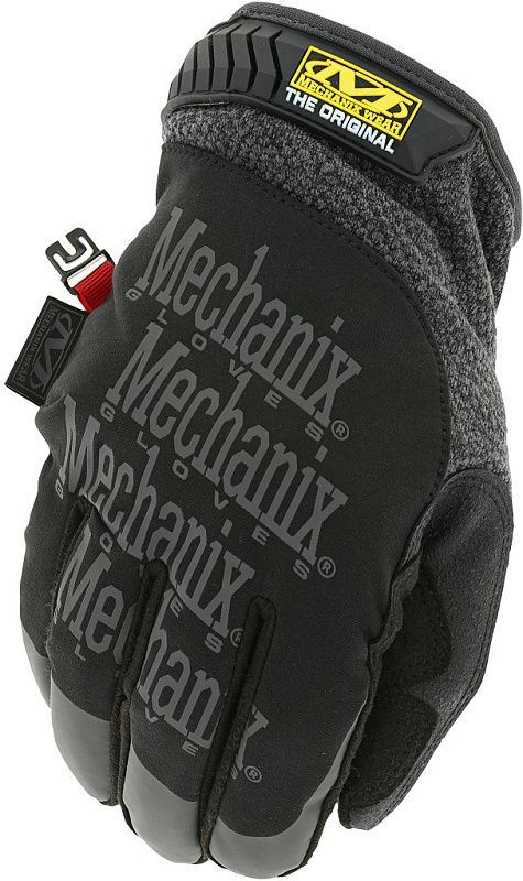 MECHANIX Rukavice Original ColdWork - šedé/čierne (CWKMG-58-GRBLK)