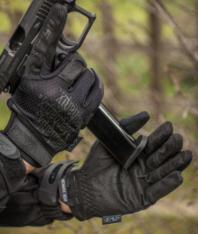 MECHANIX Rukavice Specialty Hi-Dexterity 0.5mm - čierne, (MSD-55-BLK)