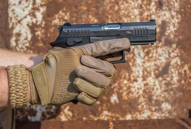 MECHANIX Rukavice Specialty Hi-Dexterity 0.5mm - coyote, (MSD-72-COY)