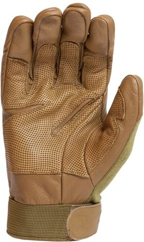 Warrior Firestorm Hard Knuckle Glove Coyote (W-EO-FHK-CT)