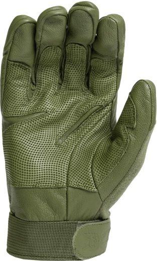 Warrior Firestorm Hard Knuckle Glove Olive (W-EO-FHK-OD)