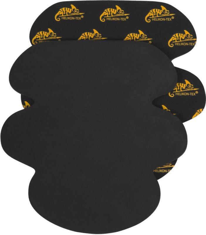 HELIKON neoprénové vložky do nohavíc na ochranu kolien, čierne, OC-LPI-NE-01