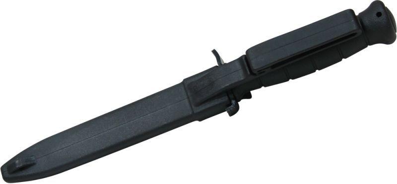 GLOCK Nôž s pevnou čepeľou FM 81 s pílkou - čierny, (12183)