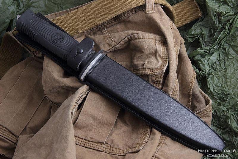 KIZLYAR Nôž s pevnou čepeľou Cerber, svetlý