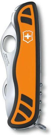 VICTORINOX Zatvárací nôž HUNTER XS GRIP - oranžový (0.8331.MC9)